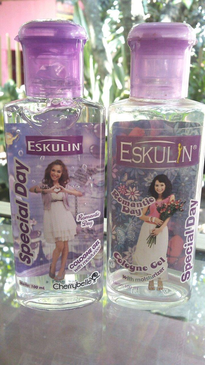 Cyani Christyers 0afe45b336a94de Twitter Eskulin Cologne Gel Day Wednesday Bottle 100 Ml 10 Replies 76 Retweets