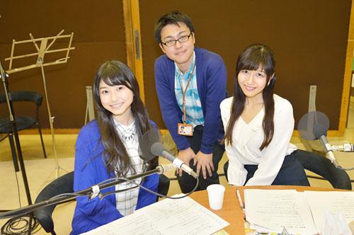 本日最初のゲスト、雨宮天さんと!www9.nhk.or.jp/zanmai/program… #zanmai pic.twitter.com/IktRpvXivo