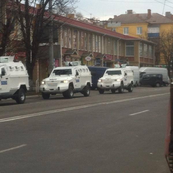 """""""Правый сектор"""" и 93-я отдельная механизированная бригада освободили от террористов поселок Опытное возле Донецкого аэропорта - Цензор.НЕТ 9379"""