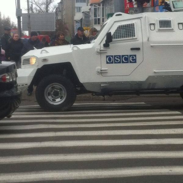 """""""Правый сектор"""" и 93-я отдельная механизированная бригада освободили от террористов поселок Опытное возле Донецкого аэропорта - Цензор.НЕТ 7696"""