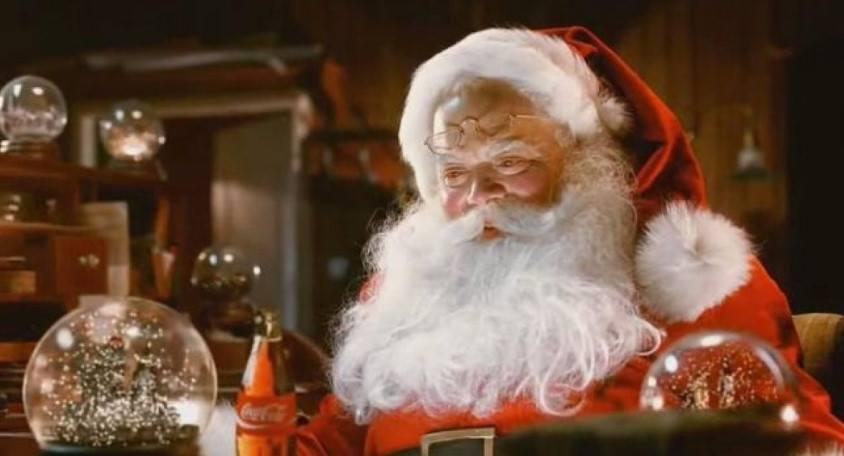 Il Babbo Natale della Coca-Cola: famoso Video Spot su YouTube