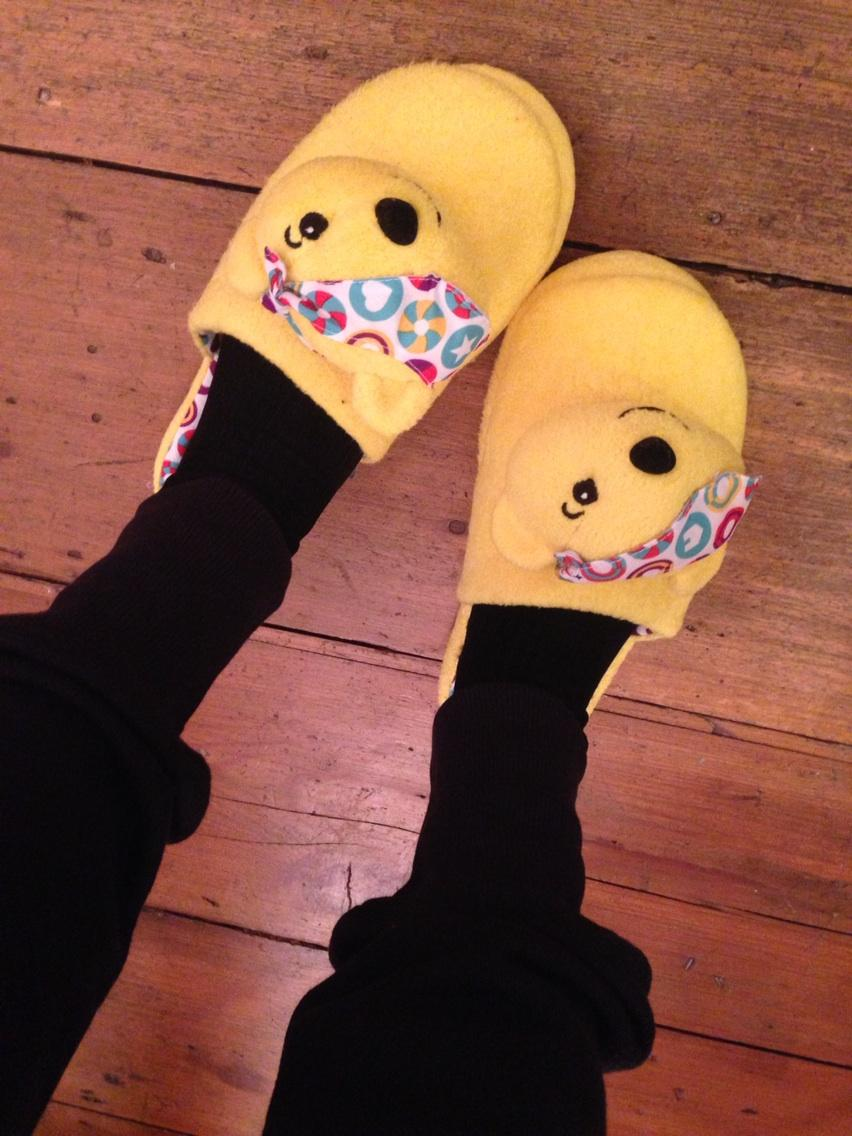 Had a wonderful afternoon at a @BBCCiN funded group called Small Steps! Met some amazing families! Now slipper time http://t.co/7QjODq9NCM