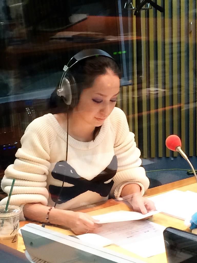 ラジオDJの中島美嘉
