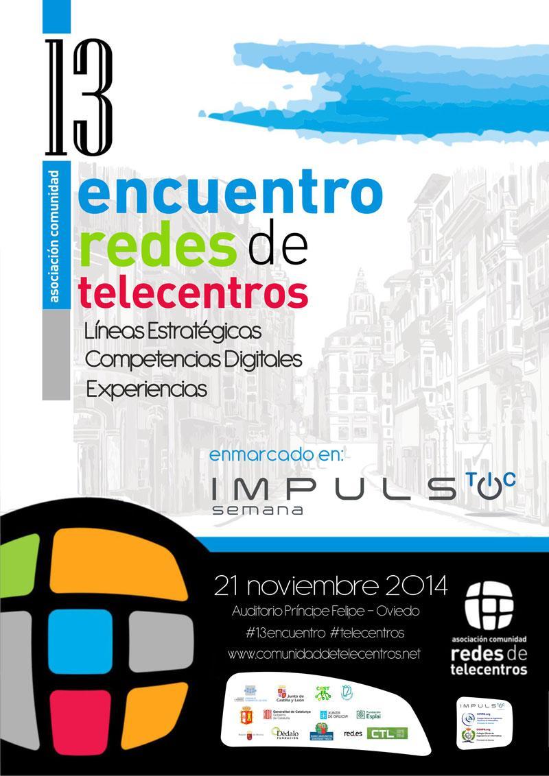 Thumbnail for 13º Encuentro Redes de Telecentros