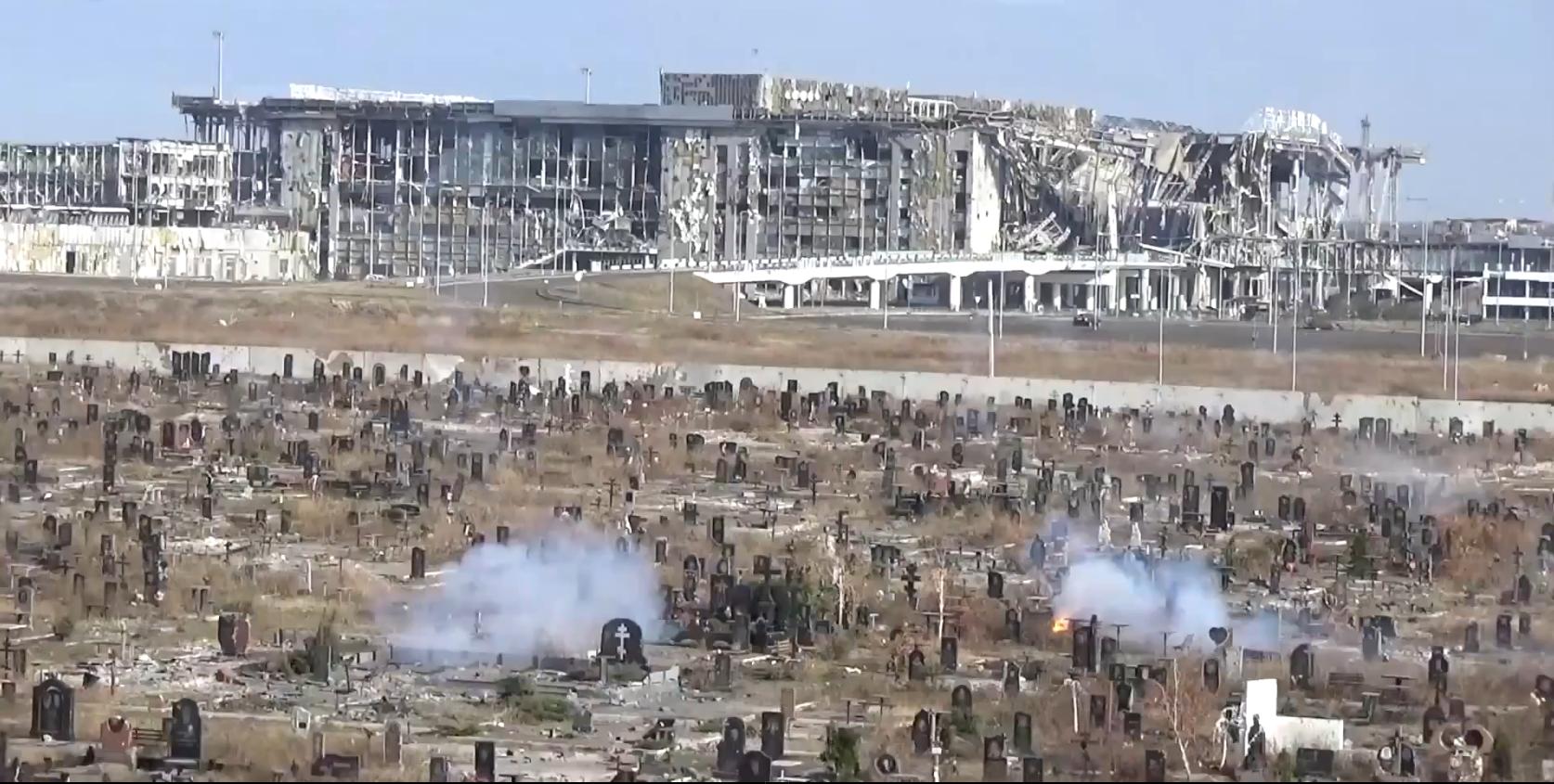 В районе Донецкого аэропорта потери боевиков составили до 60%, - Борислав Береза - Цензор.НЕТ 2511