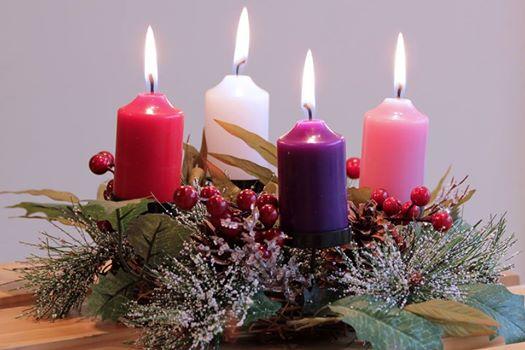 Velas iluminata iluminata velas twitter - Velas adviento ...