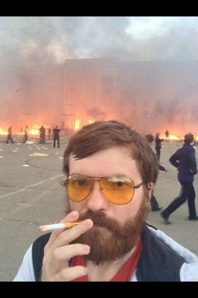 Один из зачинщиков беспорядков 2 мая в Одессе стал членом банды Моторолы - Цензор.НЕТ 436