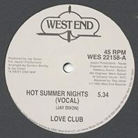 DJ NORIさんもミックスCDにて使用していた[West End]のクラシックが再発!隠れたガラージクラシックの名作です!http://t.co/huz4ArNIM2 http://t.co/ka5R2FpIoj