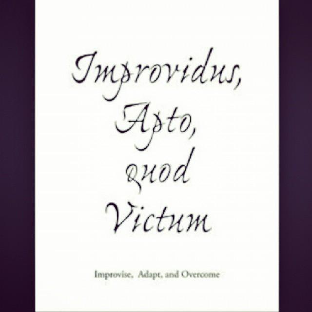 Improvidus apto quod victum