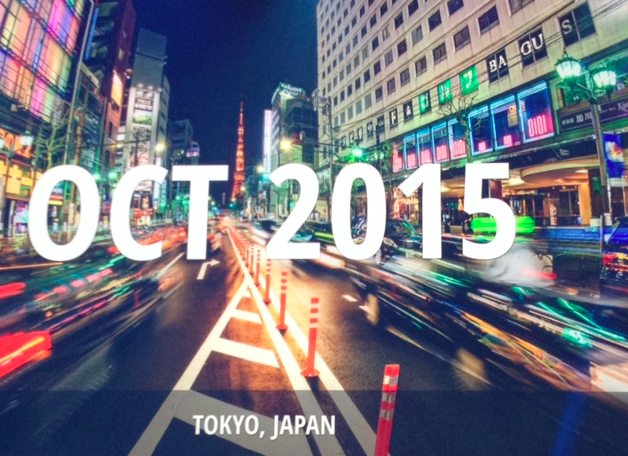 It's official! The October 2015 #OpenStack Summit will be held in TOKYO! http://t.co/vxgQP17QTE