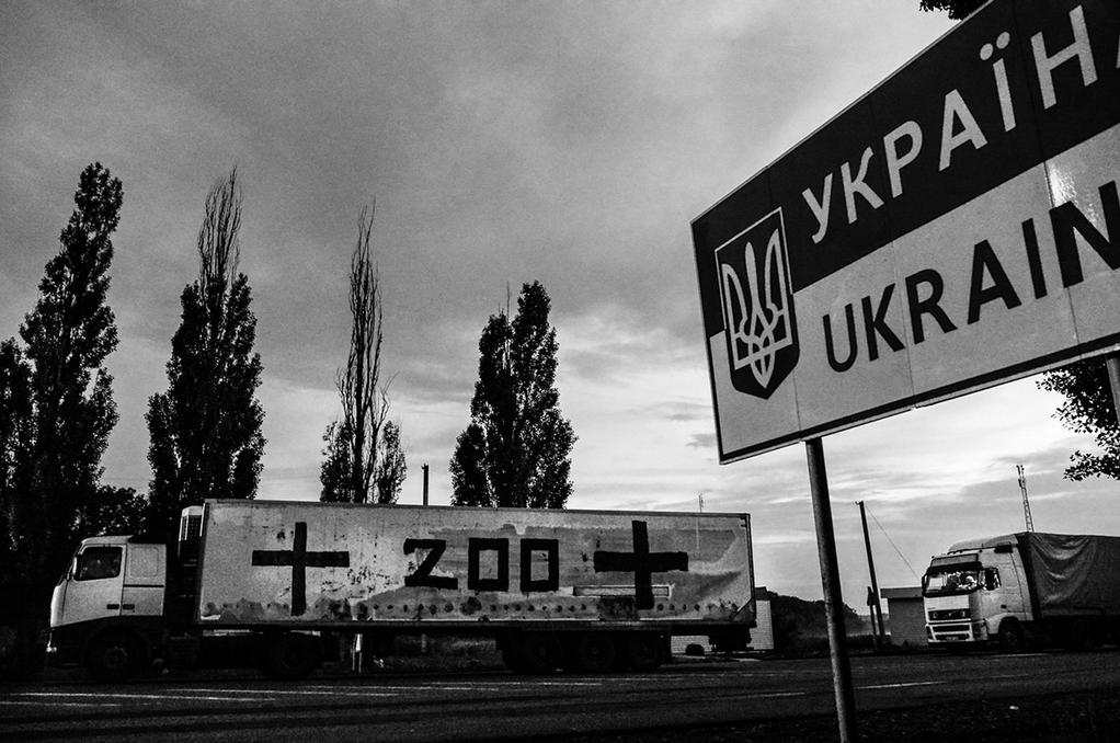 Станица Луганская под постоянными обстрелами боевиков ЛНР: 600 домов разрушено, убито 30 местных жителей - Цензор.НЕТ 1602
