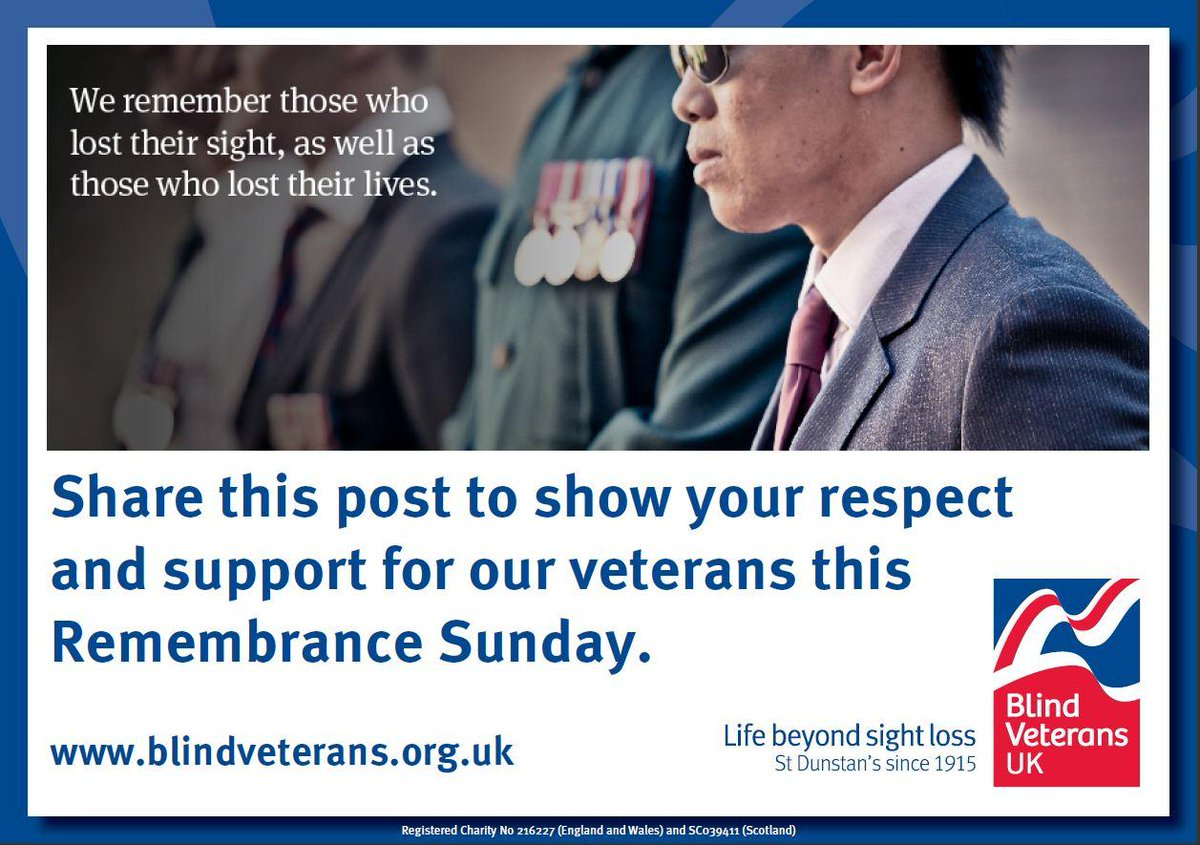 Show your support to veterans on #RemembranceDay and RT this message http://t.co/Wd2V1oAi1H