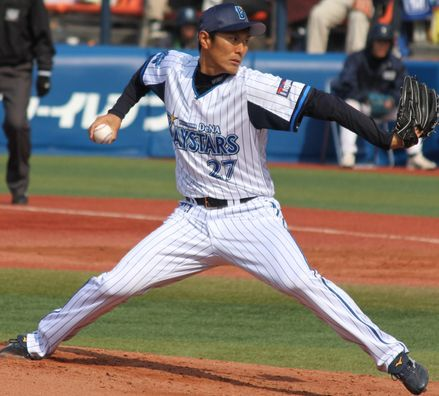野球マニアのプロ野球選手紹介's photo on 横浜・久保