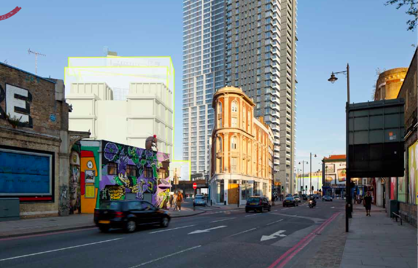 Coming to an East End location near you soon , monstrous over scaled towers, object now http://t.co/V31gQEagXW