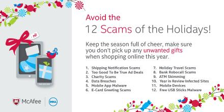 Be wary of advertising deals and steals on this season's must-have items. #12scams http://t.co/miptwjSZMh http://t.co/A1GYDXe47a