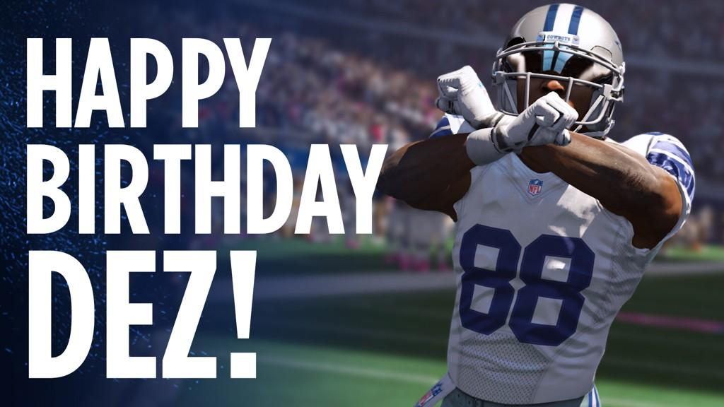 Madden Nfl 20 On Twitter Throw Some Td S To Dezbryant In