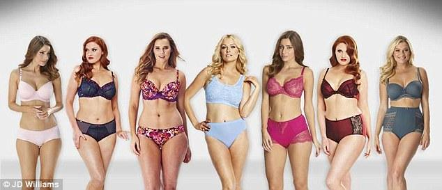 JD Williams hits back at Victoria's Secret 'perfect body' campaign http://t.co/TDs0ZKJlAs  Right approach #MOD http://t.co/nSrr1kye1t