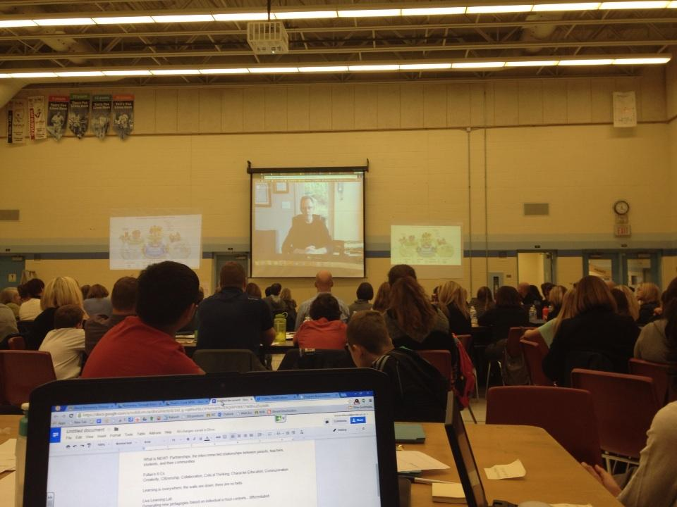 Using the allure of digital as a pull factor in #NPDL #SCDSB w/ Greg Butler http://t.co/0Ts2bg2h8R