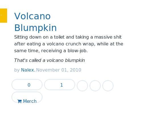 Blumpkin define