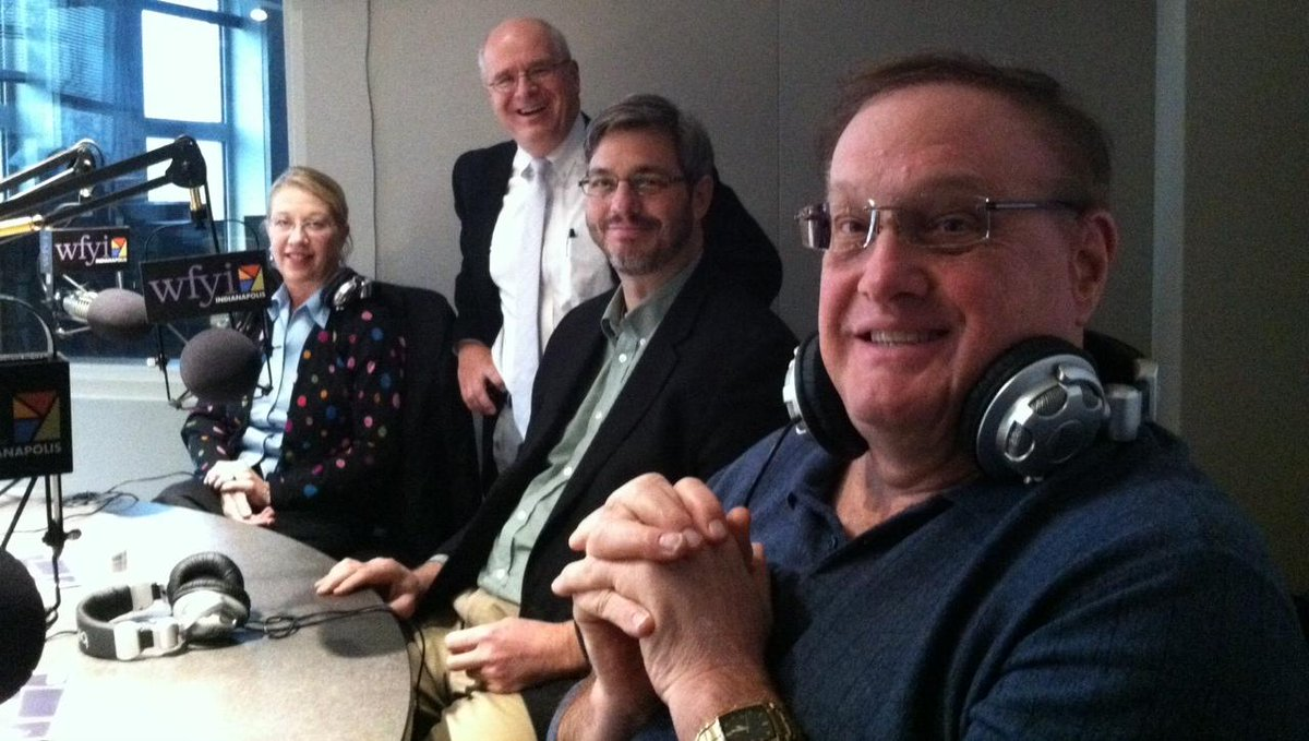 Wfyi On Twitter We Re Live On Nolimitswfyi W Guests Johnketz