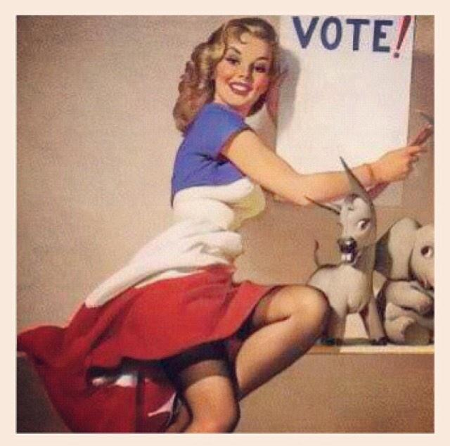 "Meghan Mccain Update: Meghan McCain On Twitter: ""Don't Forget To Vote Today"