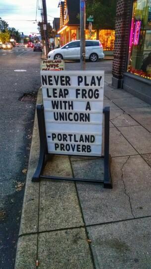 Wise words.  #Proverbs #KeepPortlandWeird http://t.co/YAq3Binvwk
