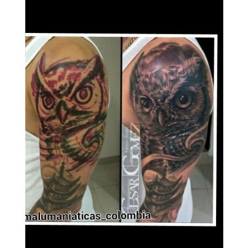 Malumaniaticasc On Twitter Bueno Este Es El Nuevo Tatuaje De