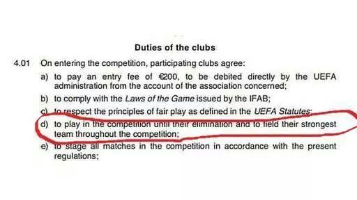 Liga Champions Liga Inggris  - Liverpool Mungkin Akan Dihukum Oleh UEFA, Ini Alasannya