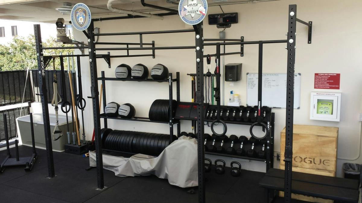 Rogue fitness on twitter quot home gym setup courtesy of