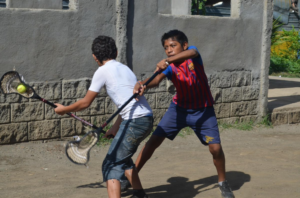 Nothing as chill as a little LAX in our life! #dayinthelife #mpinicaragua #LacrossetheNations @mannaproject http://t.co/hBFR9ikShr