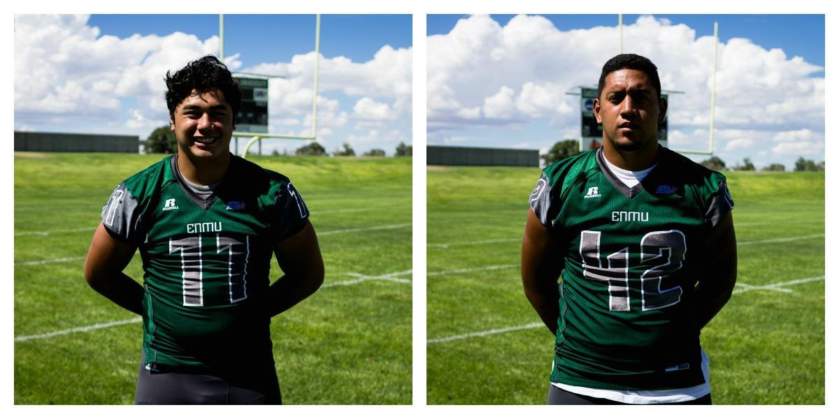 Ncaa On Twitter Heroic Eastern New Mexico University Football