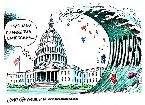 Not a wave, a tsunami, a mandate by the people. Republicans better not screw it up. http://t.co/E8hkdYrStM
