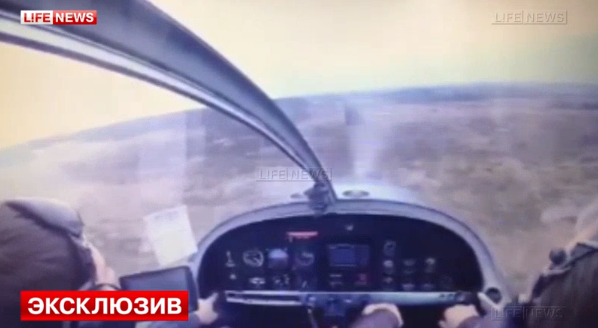 Авиакатастрофа под Владимиром попала на запись видеорегистратора