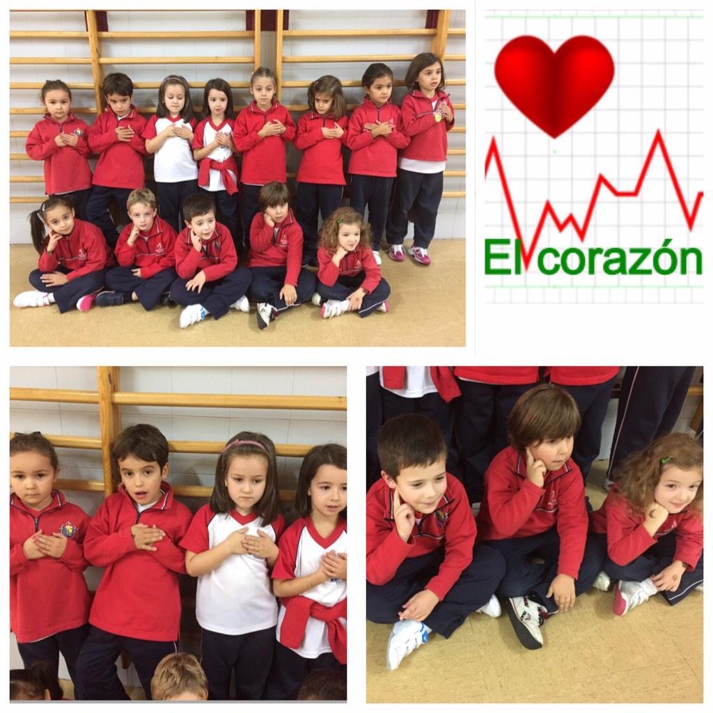 Sentimos nuestras pulsaciones. Educación Física 1ºA #ourenseenruta #compostelaenruta http://t.co/wEIBkAzWfA