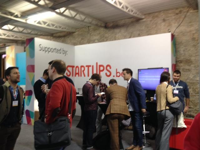 Thumbnail for Impressions from the WebSummit : 3-6 nov, 2014 (Dublin, Ireland)