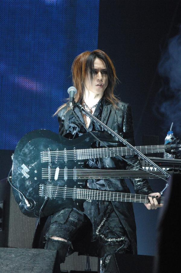 8弦とか9弦のギターが流行ってるけど俺はこの24弦ギターがほしい http://t.co/qArMqtZiG4