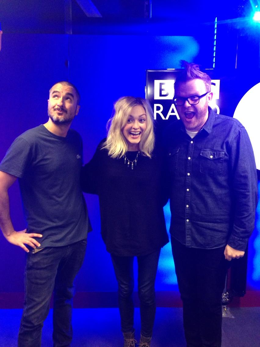 Thanks for all the support! Victorious yet again! #teamfearne http://t.co/i8EF3IR9ua