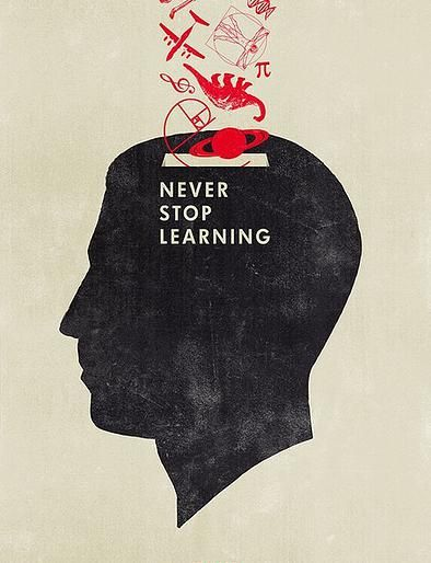 Never stop learning because life never stops teaching. http://t.co/UuFLwr6i4P