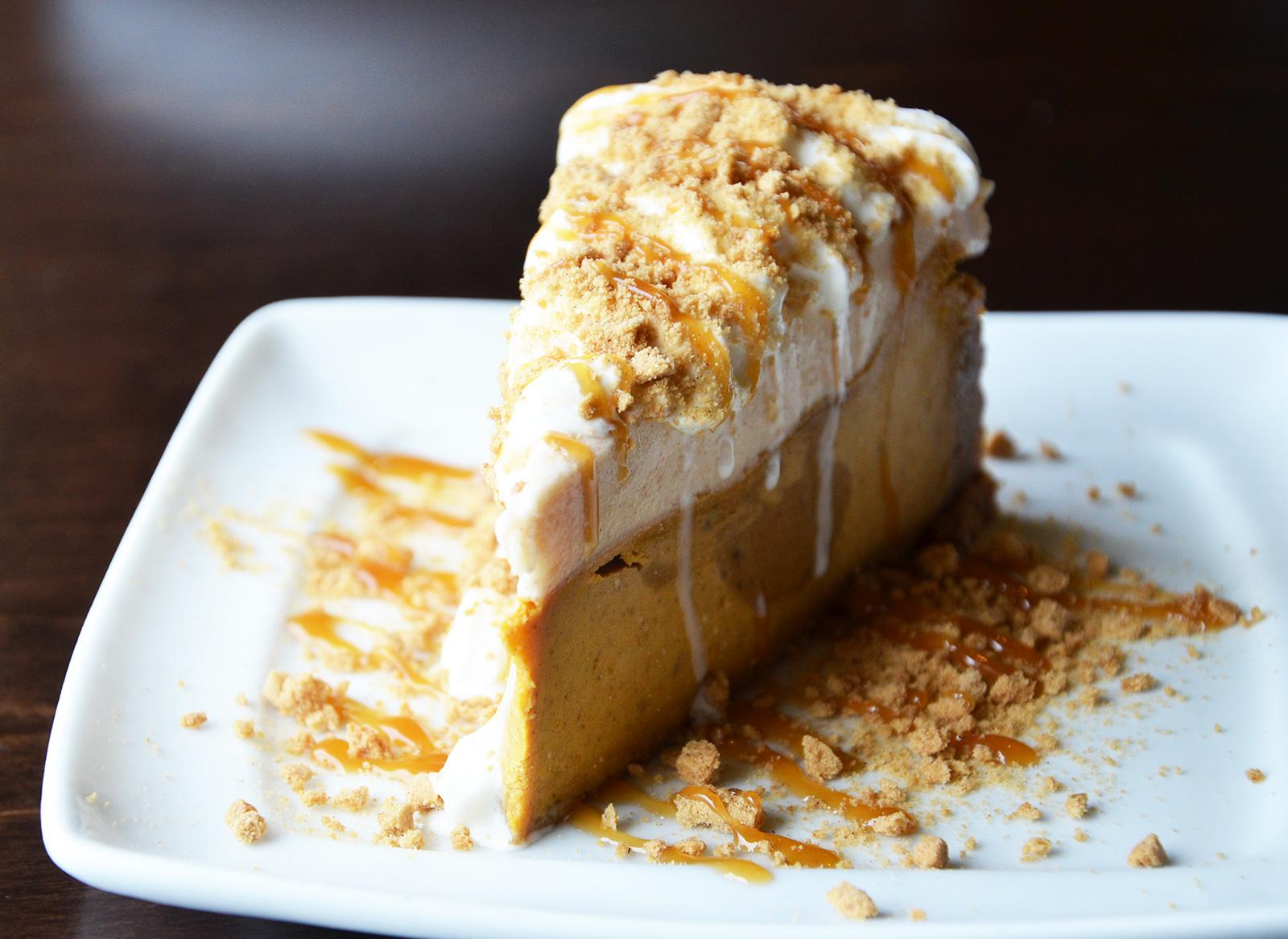 Olive Garden On Twitter Two Words Pumpkin Cheesecake