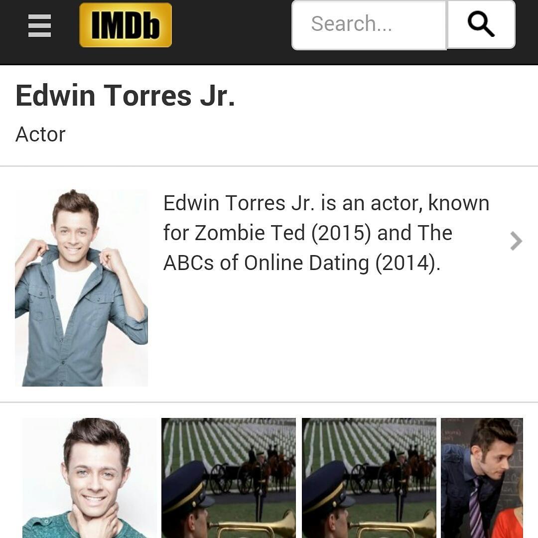 Online dating imdb