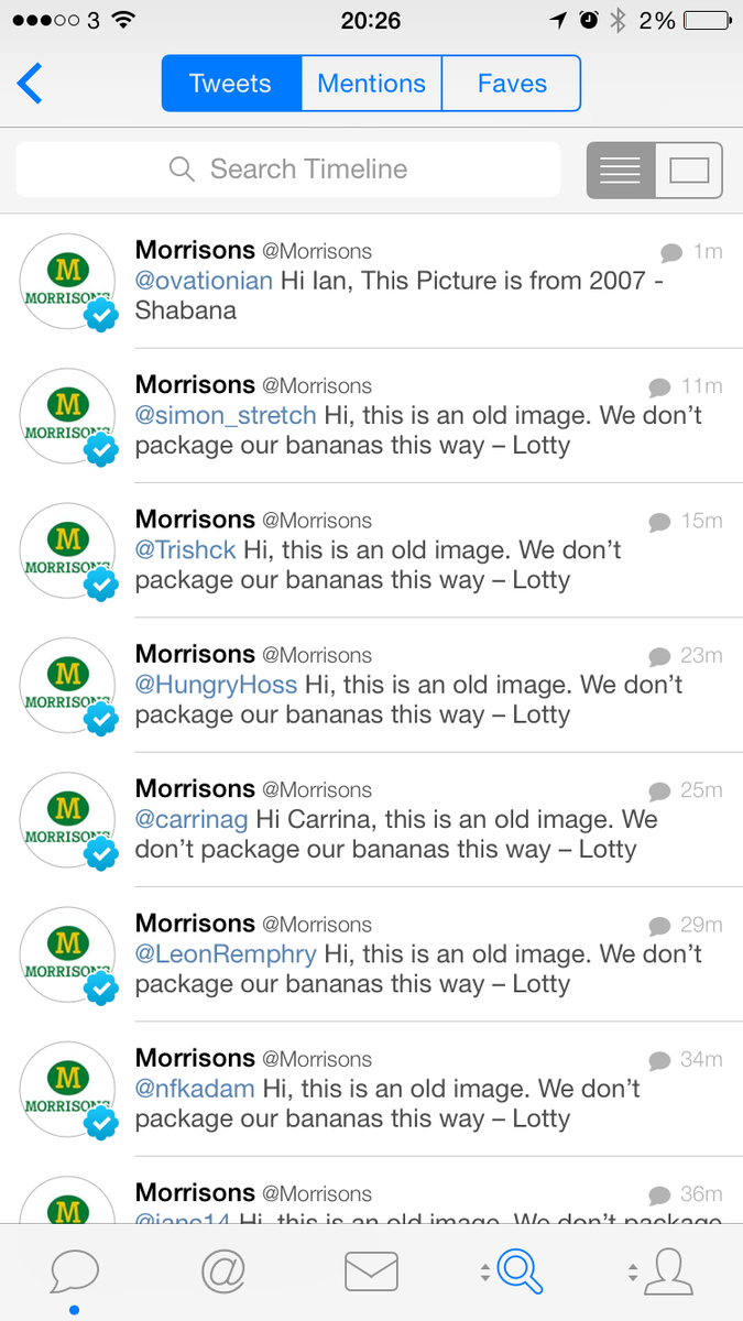 The @Morrisons community manager is having a bad day http://t.co/sdLI3GKGrB