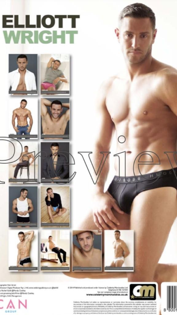 RT @The_CAN_Group: Have you ordered @elliottwright_'s Official 2015 calendar? #eyecandy Available NOW! http://t.co/x1Asg9aI1T http://t.co/F…