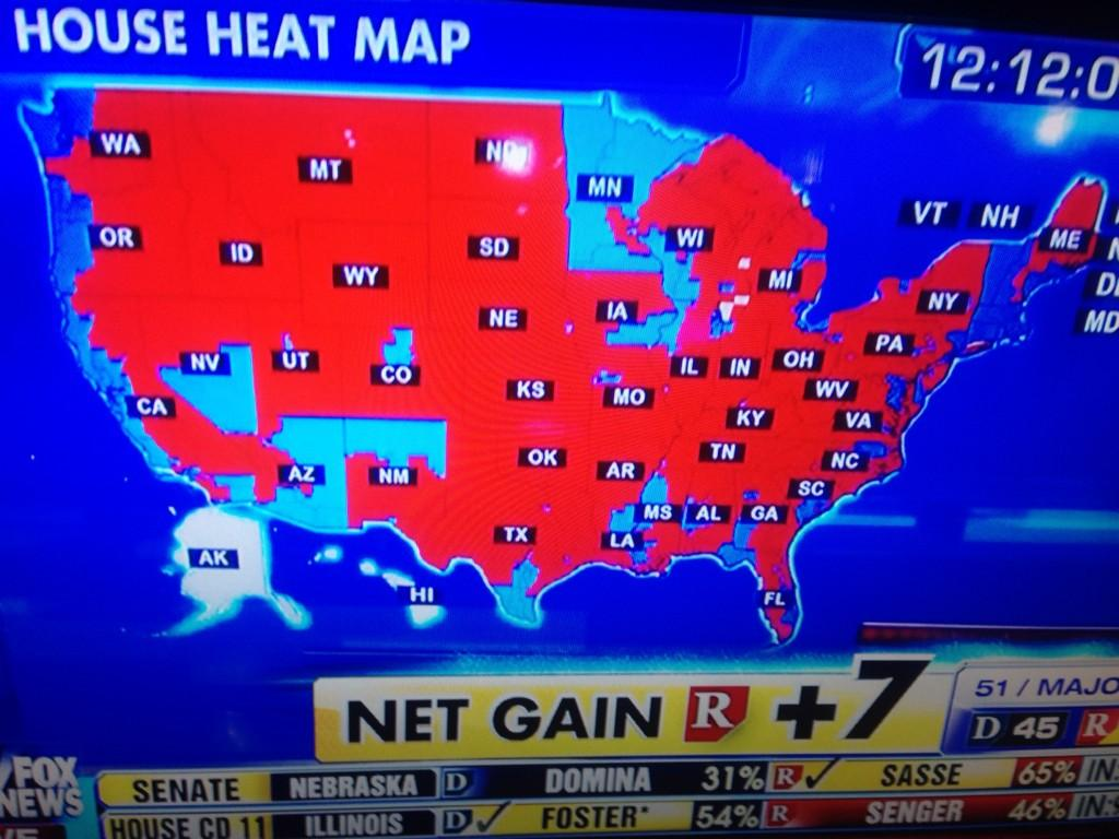 Sorry Obama, but the American people have NO confidence in you. The map doesn't lie. http://t.co/Z59bM0CxE6