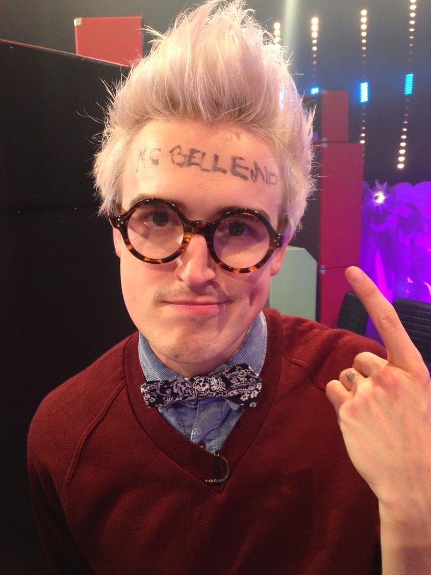 Poor @tommcfly #mcbellend @CelebJuice #mcbustedspecial tomorrow http://t.co/d3hmanJRie