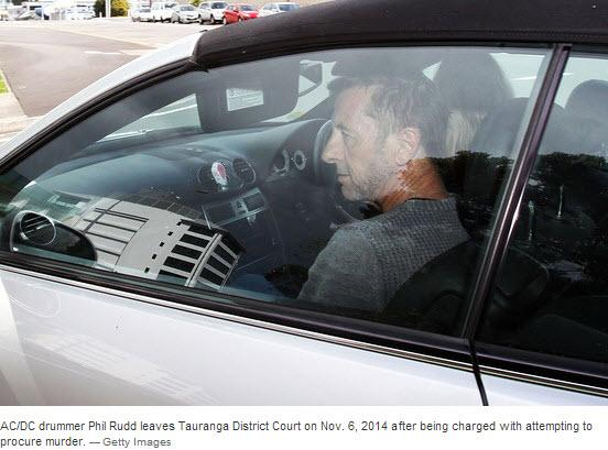 AC/DC drummer Phil Rudd charged with trying to procure a murder in New Zealand http://t.co/t6AgWa8zoO http://t.co/Y9KS6HUyiI