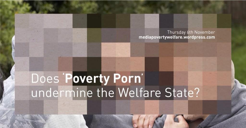 Does poverty porn undermine the welfare state? Join the debate today @z_mcr from 5pm or on #mediapovertywelfare @ESRC http://t.co/bnSChE3F00