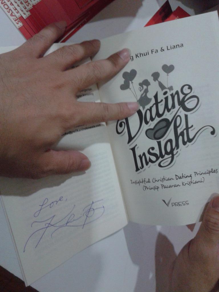 Buku Dating Insight homme âgé de 30 ans datant de 15 ans