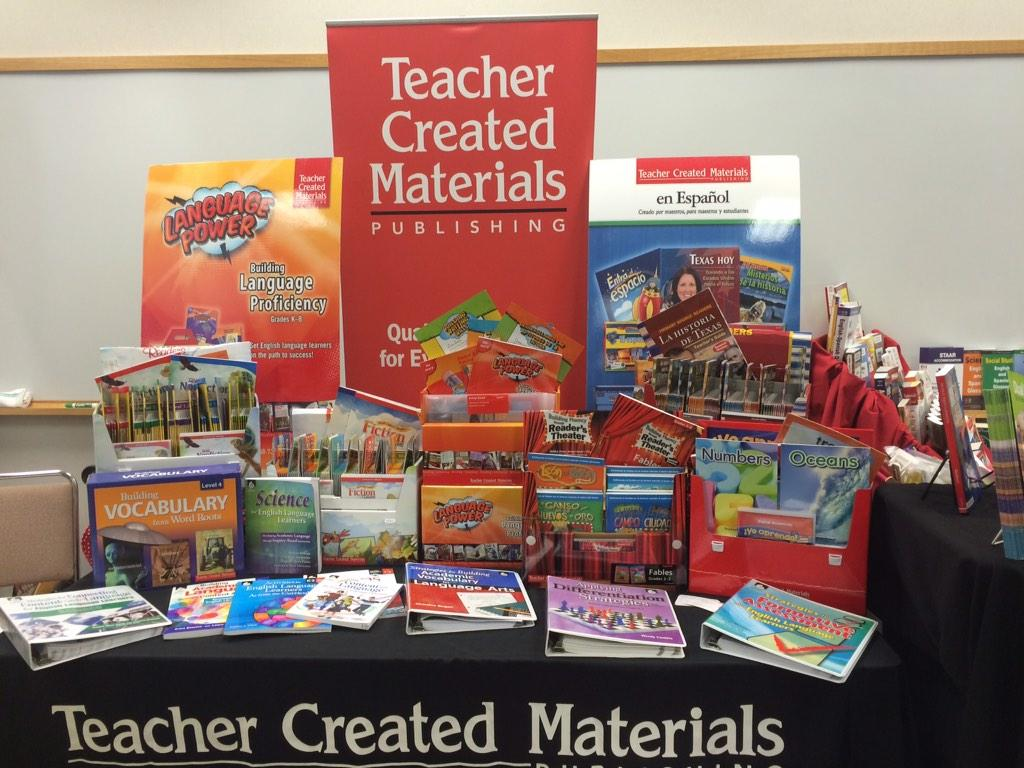 If u are @ESCRegion20 for #2014dlc be sure to stop by the @tcmpublishing table and say hello! http://t.co/0SrILZ40gi