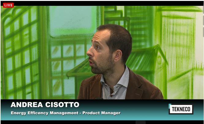 Andrea Cisotto di #Solon introduce il sistema delle #pompedicalore. #iCasaGreen http://t.co/mlP3Wkz2jm