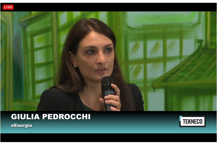 A #iCasagreen parliamo di PAES Giulia Padrocchi @eenergiagroup, Luigi Contestabile #Trenitalia http://t.co/6fcjKiaRmx http://t.co/JTBDpdQmcw